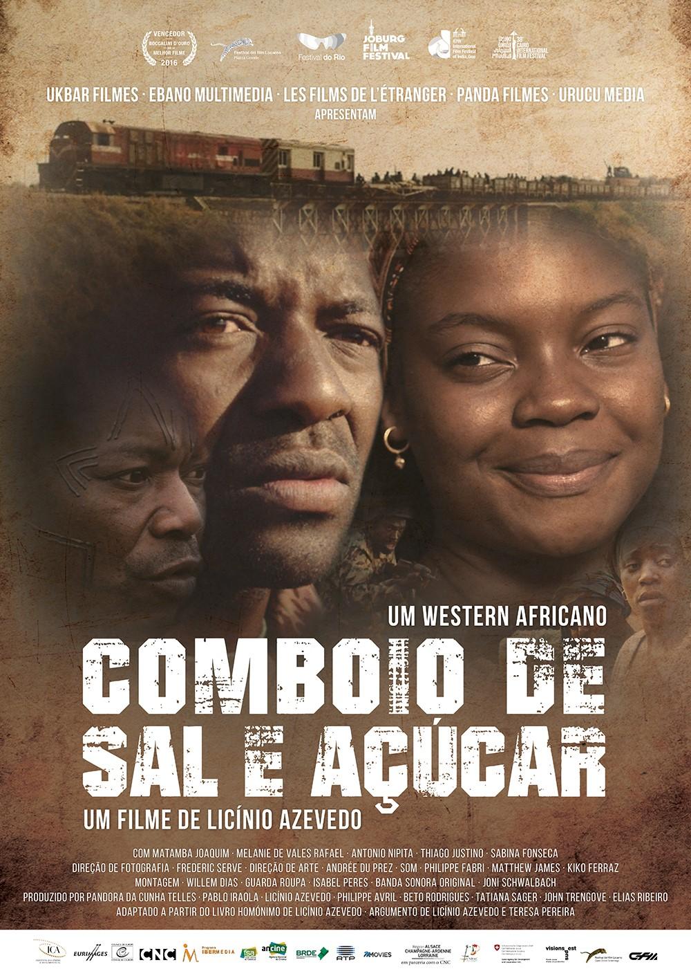 Filme Africano for comboio de sal e açúcar - cinecartaz