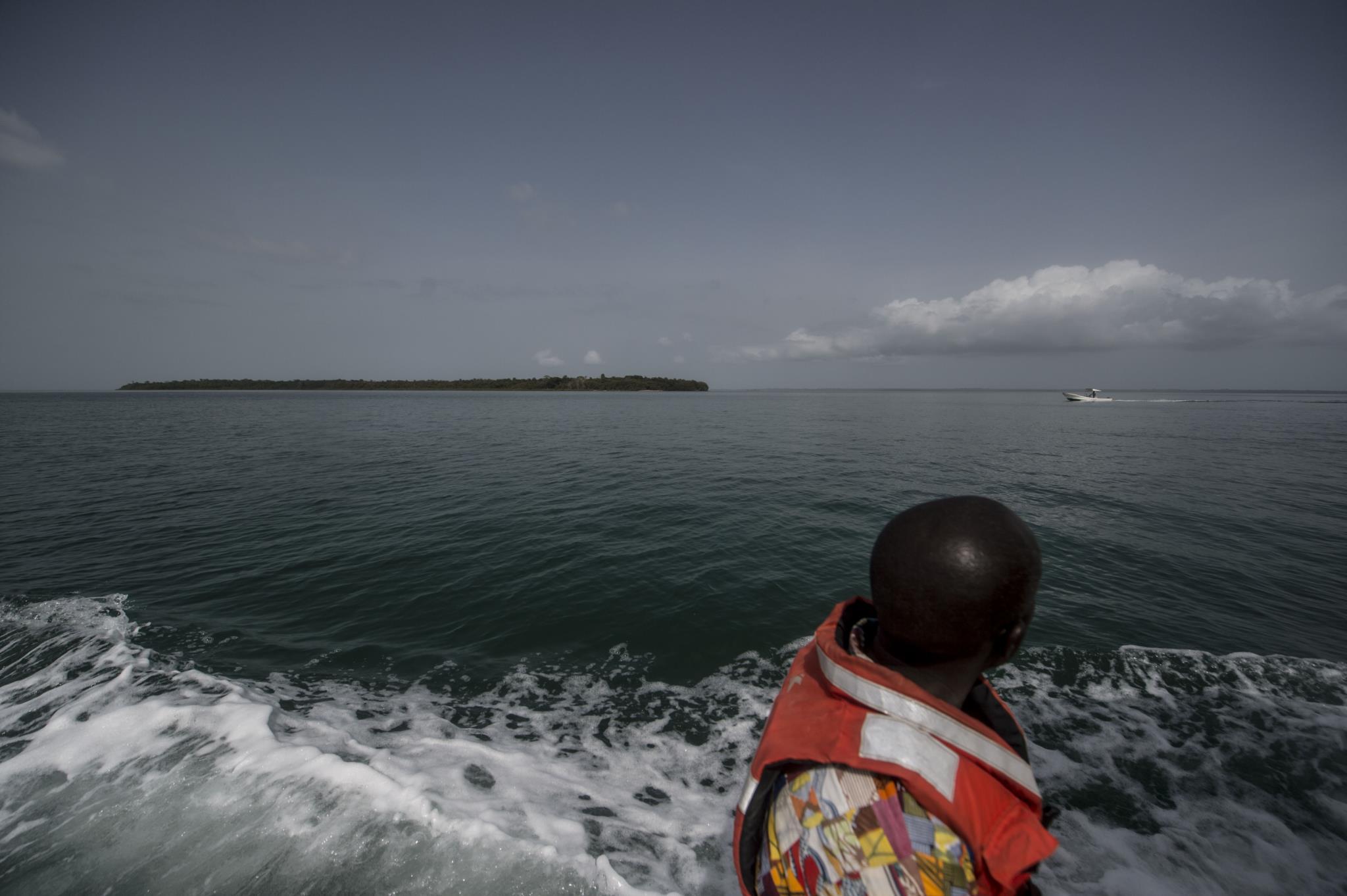 Travessia marítima de Bissau para o arquipélago dos Bijagós