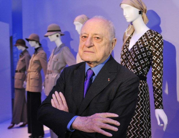 Pierre Berge dies at 86