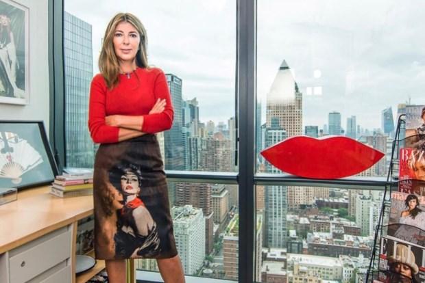 Entre os grandes nomes da indústria da moda, Nina Garcia é um dos mais reconhecíveis junto ao grande público