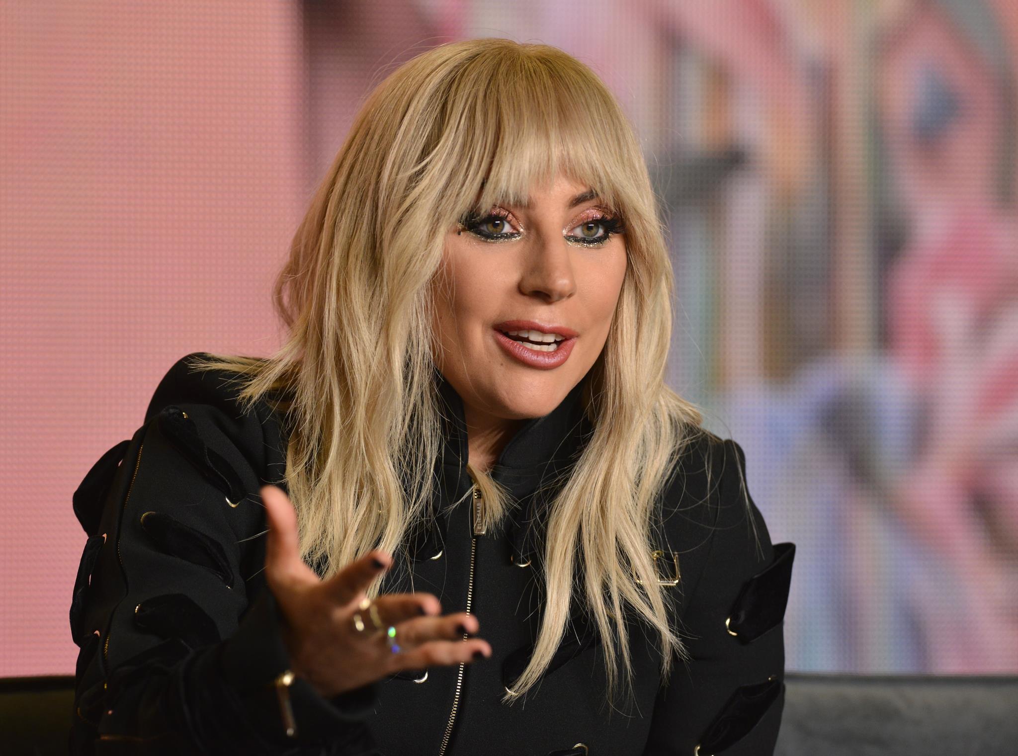 A cantora apresentou o documentário