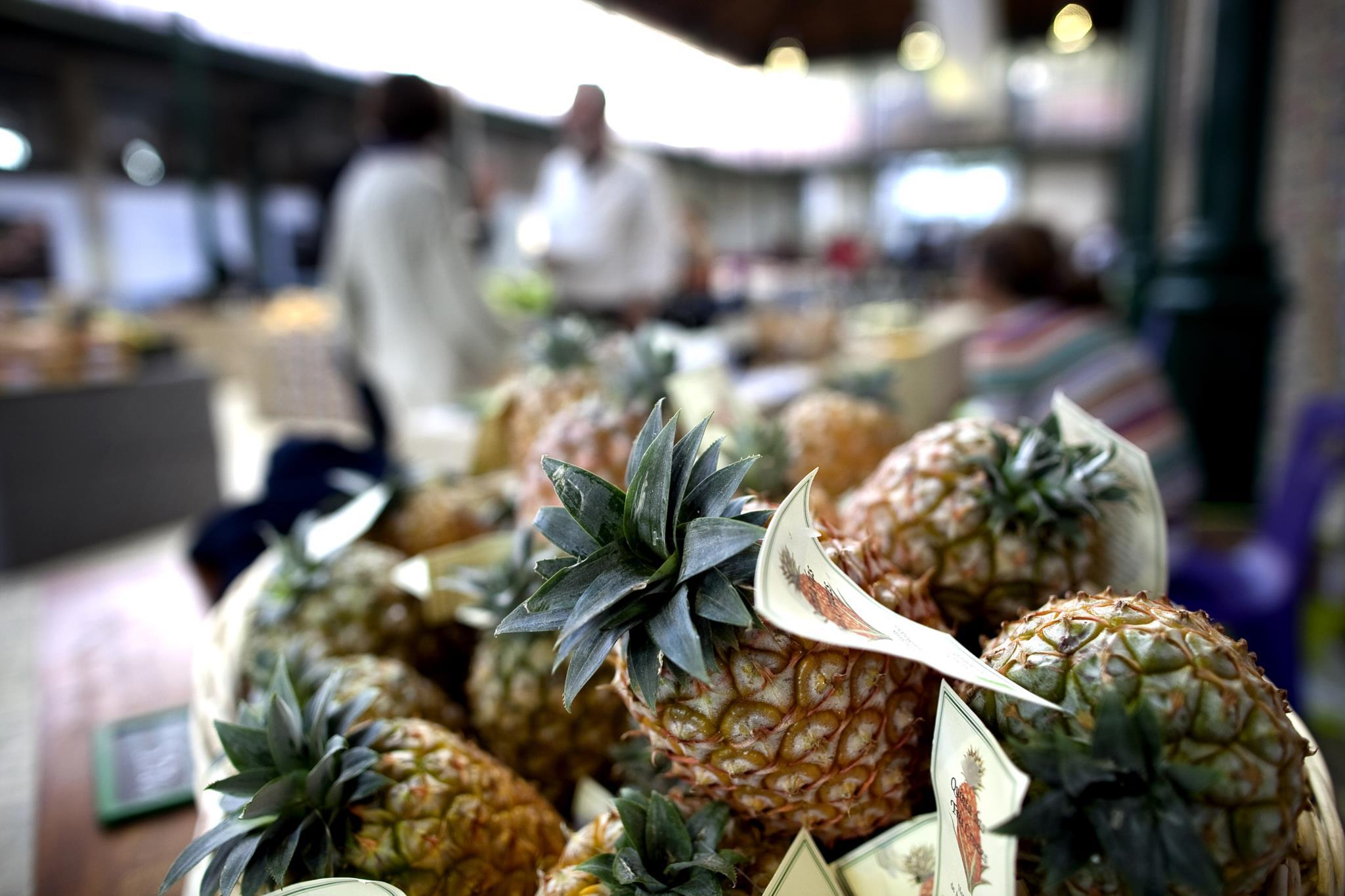 A Piña Colada: como colar um ananás ao seu coração, deixando o álcool para segundas núpcias