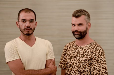 David Marques e Tiago Cadete