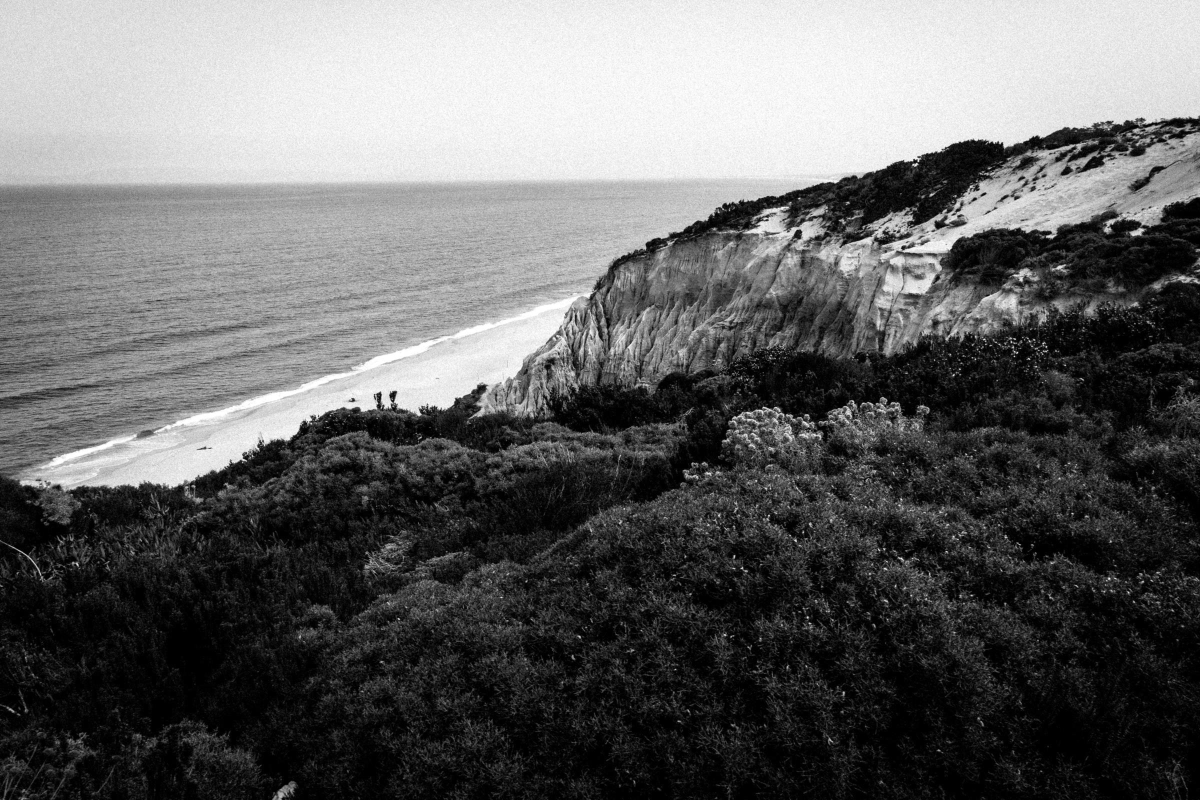 Nu Integral é um retrato da praia da Galé