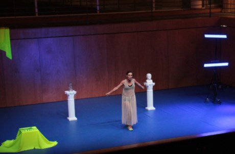 O Teatro Praga abre o ciclo com