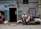 No Paquistão também há quem adore a sua Vespa