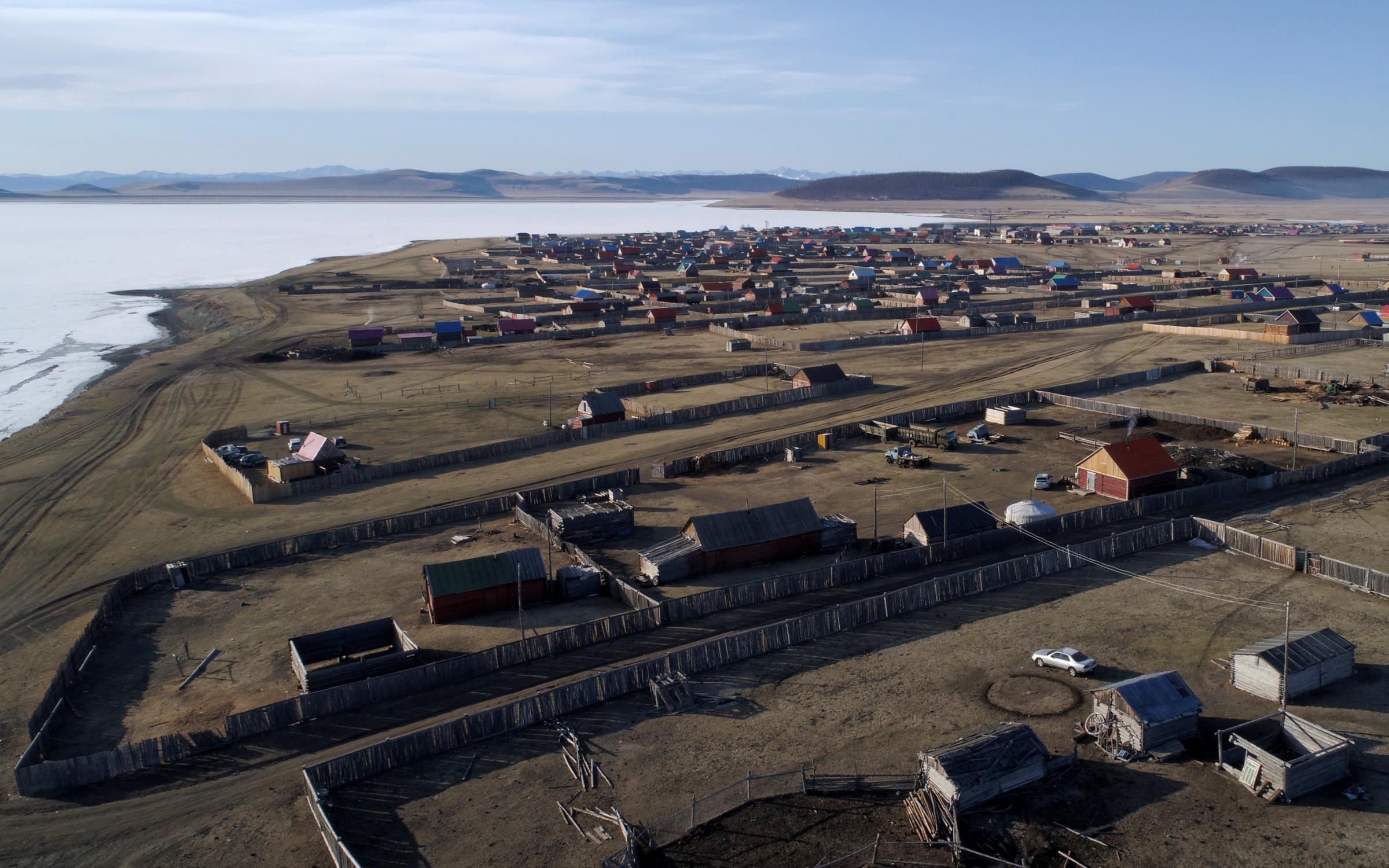 Pastores de renas da Mongólia receiam perda de identidade