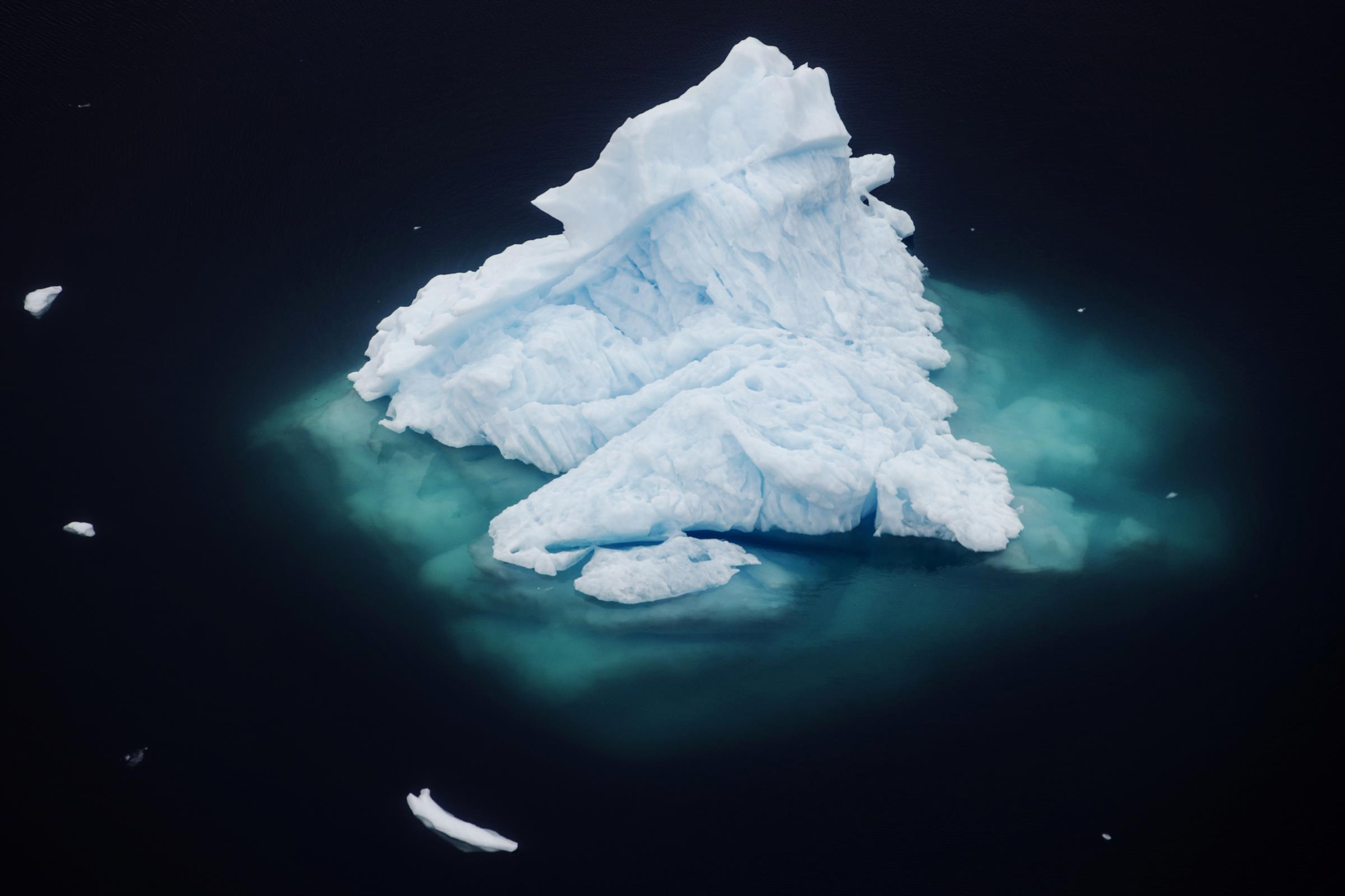 """Gronelândia: Um """"parto"""" que preocupa todo o planeta"""
