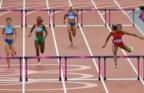 Nas eliminatória (na foto), Vera Barbosa bateu o recorde nacional