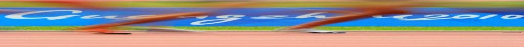 O estreante nos Jogos Olímpicos ficou a 22 centésimos do recorde nacional