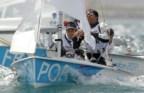 Miguel Nunes e Álvaro Marinho vão competir, mas já estão afastados das medalhas