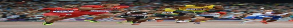 Yohan Blake prepara-se para passar o testemunho a Usain Bolt