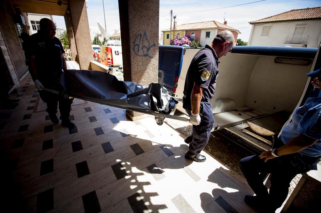 Vítimas morreram carbonizadas no elevador do prédio