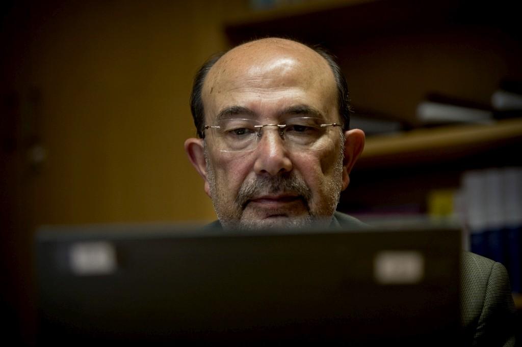 Defensor de Moura, ex-presidente da Câmara de Viana, foi um dos presentes na manifestação