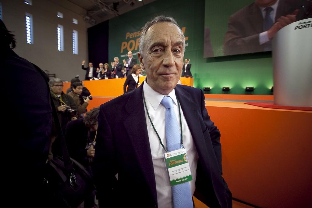 """Marcelo diz que angolanos """"estão de olho"""" na comunicação social portuguesa"""