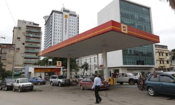 <p>O petróleo é o motor da economia angolana</p>