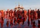 Holi: uma explosão de cores na Índia para celebrar a Primavera