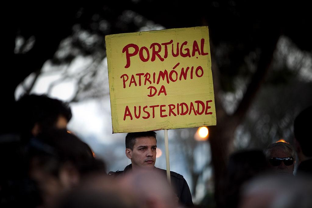 As novas medidas anunciadas pelo primeiro-ministro são um dos principais pontos de protesto