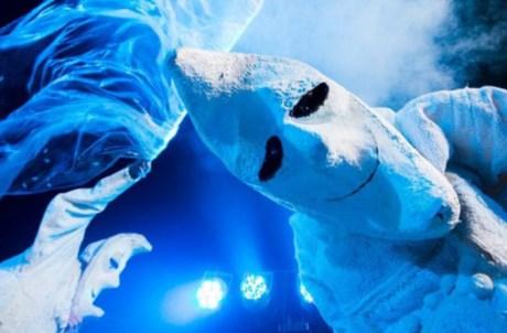 A companhia russa Mr. Pejo's Wandering Dolls traz o espectáculo