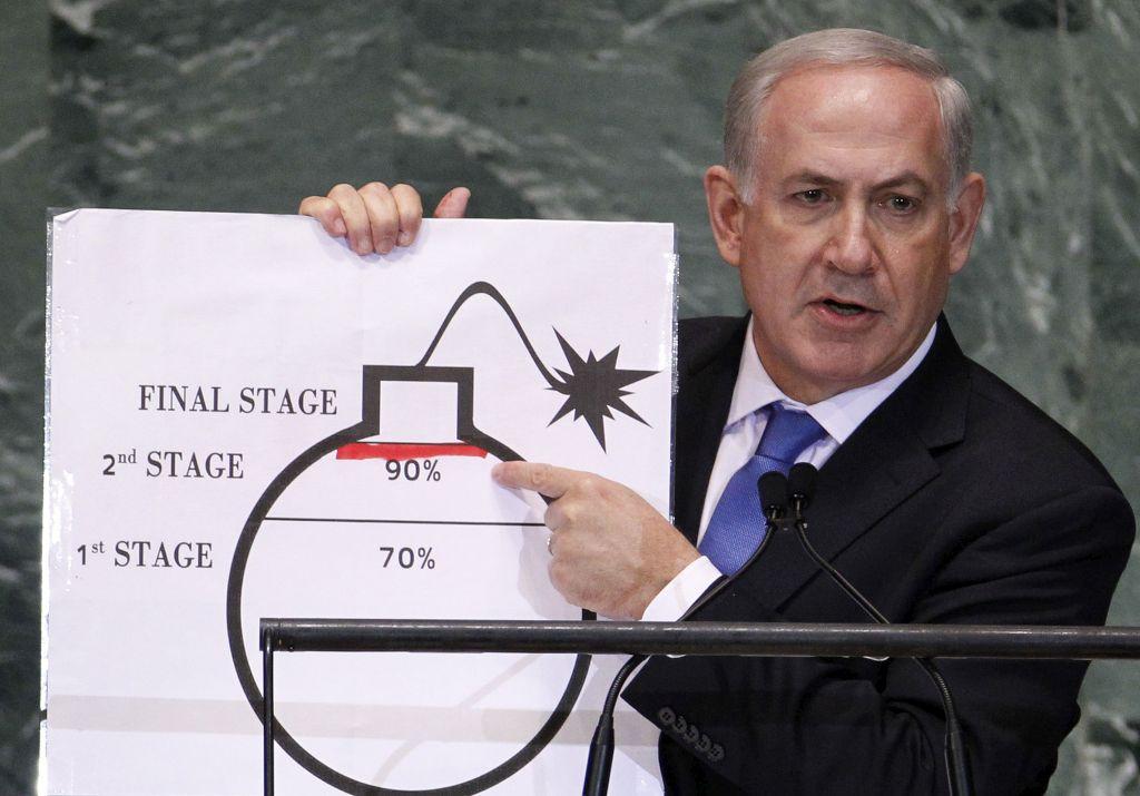 """A """"linha vermelha"""" é quando quando o regime já tiver enriquecido 90% do urânio necessário para uma bomba"""