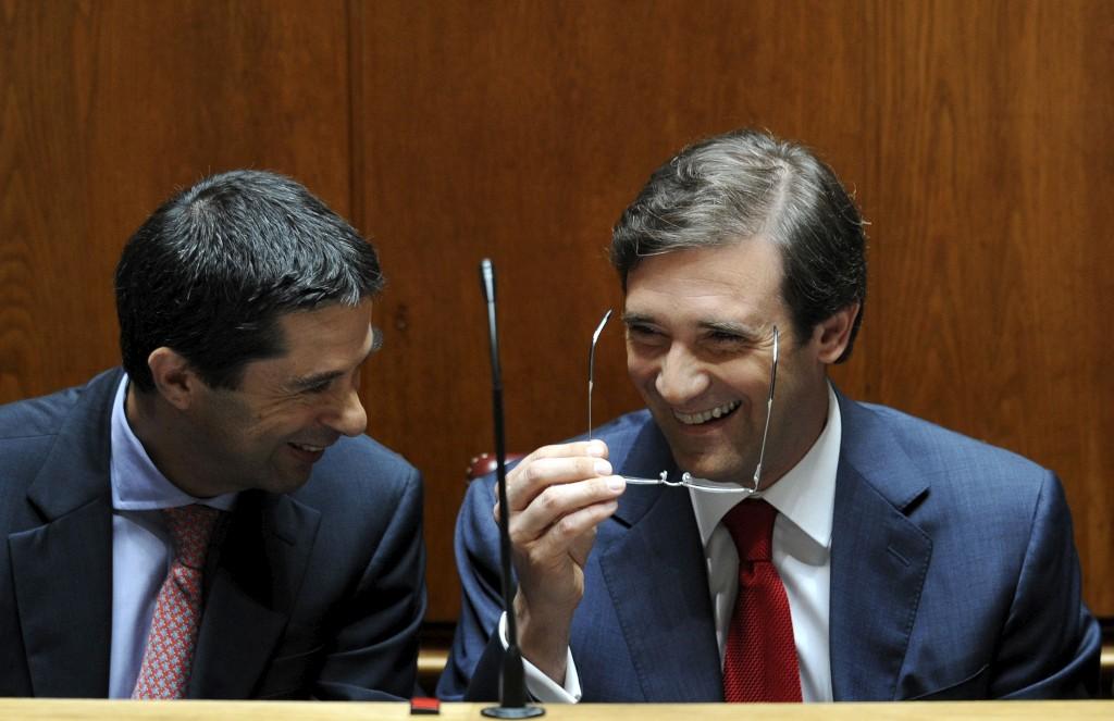 Vítor Gaspar irritou as bancadas da oposição ao elogiar a manifestação de 15 de Setembro