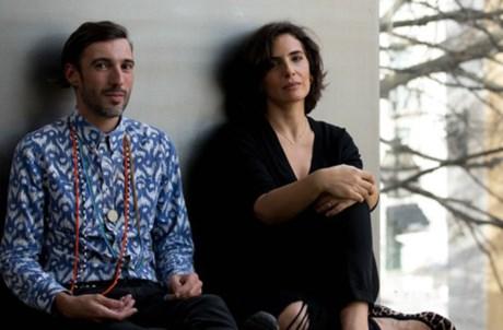 André e. Teodósio e Anabela Mota Ribeiro