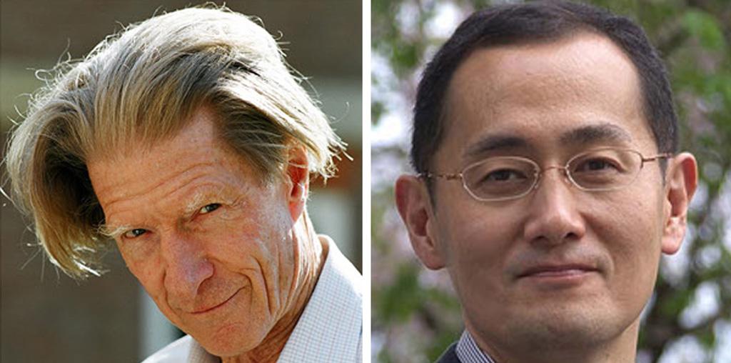 O britânico John Gurdon e o japonês Shinya Yamanaka são os laureados com o Nobel da Medicina deste ano