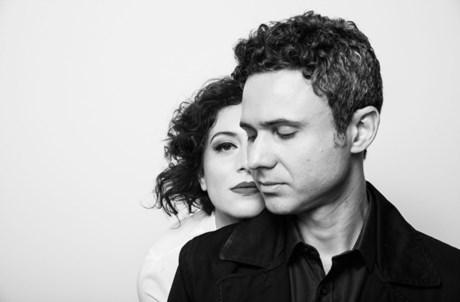 Lívia Nestrovski e Fred Ferreira