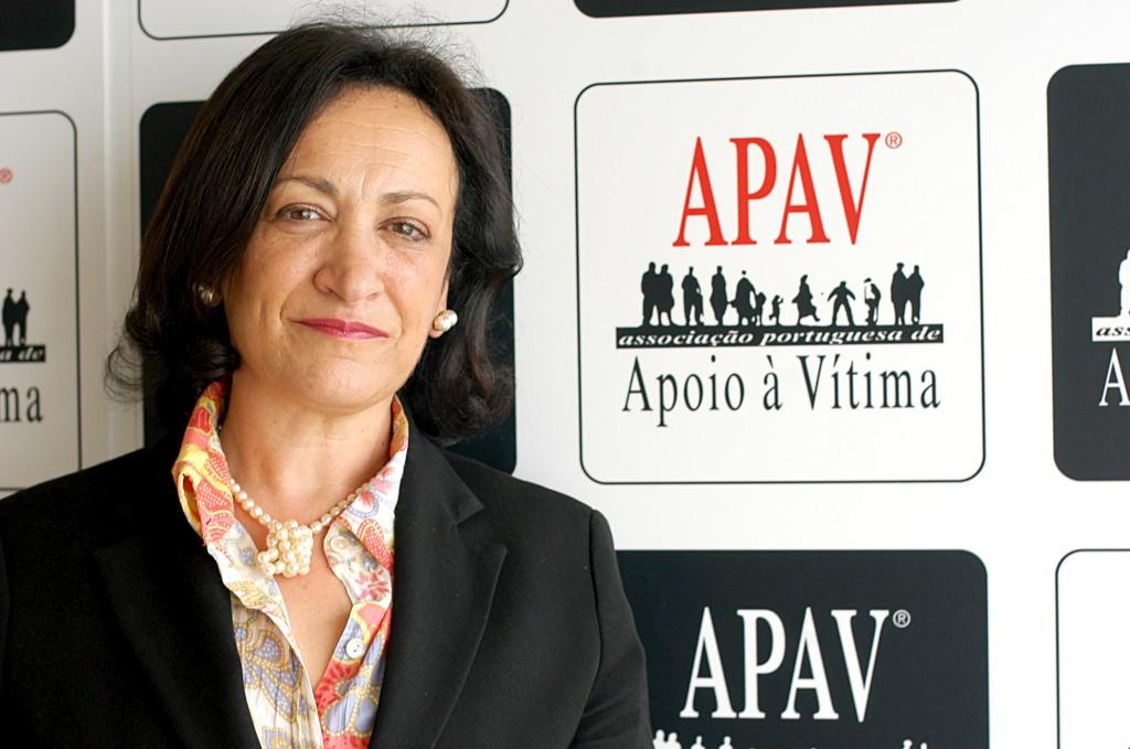 Joana Marques Vidal é presidente da APAV