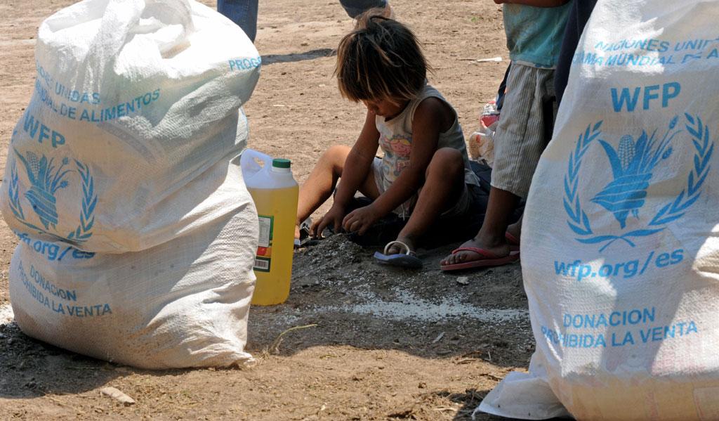 A região América Latina e Caraíbas conseguiu reduzir o número de pessoas com fome