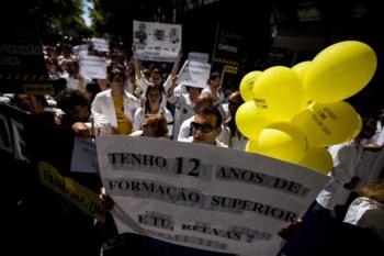 As negociações foram intensificadas após a greve do sector