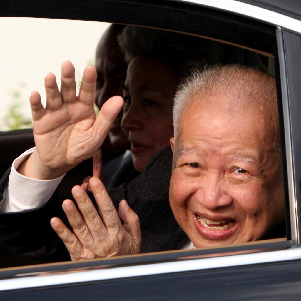 Norodom Sihanouk foi uma das mais importantes figuras da política asiática na segunda metade do século XX