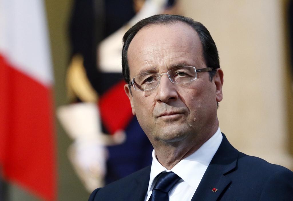 """O Presidente francês, François Hollande, defende que a União Europeia """"requer uma nova forma de governar"""""""