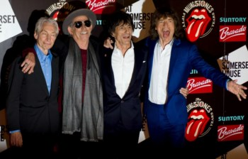 Estreia o documentário dos 50 anos dos Rolling Stones