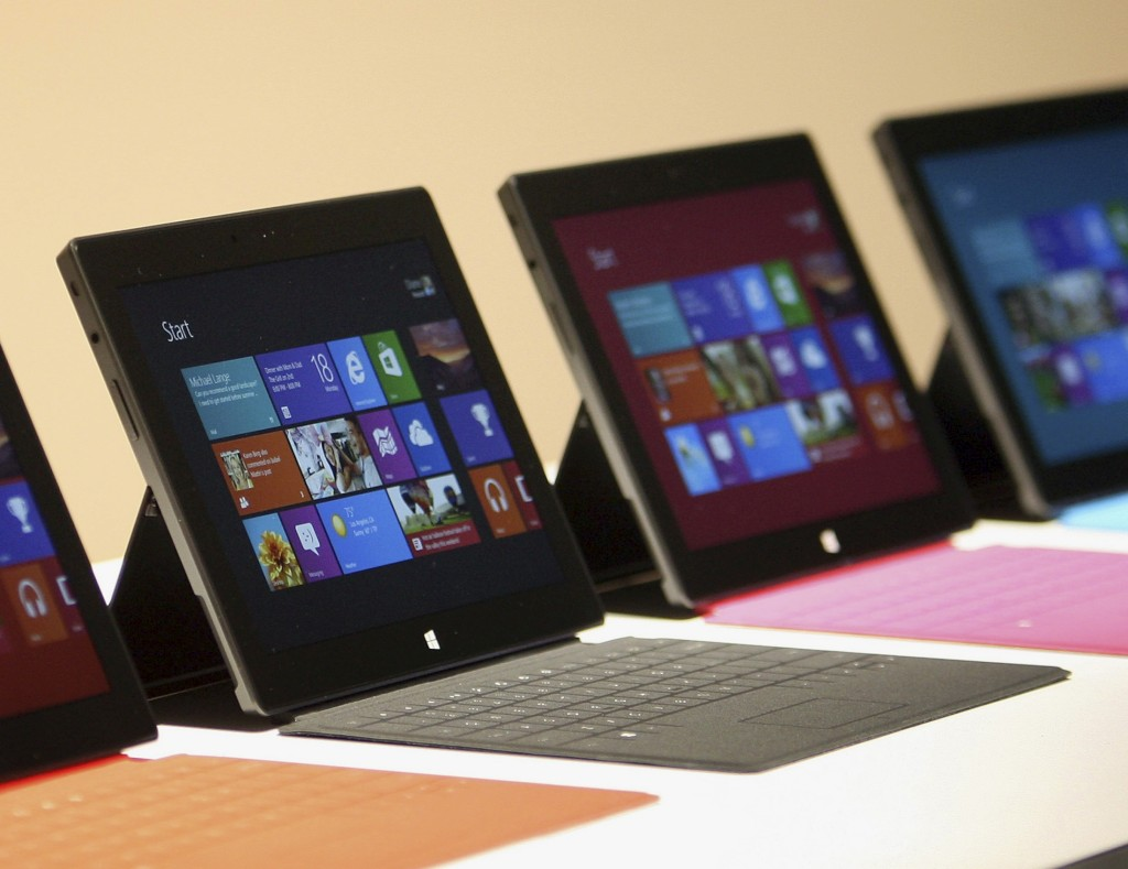 O novo Windows é a resposta da Microsoft ao desafio dos tablets