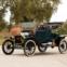 1912 Ford Model T Torpedo Runabout. O imaculado. Um popular Torpedo Runabout, restaurado em azul escuro, a cor padrão do Model T antes da adopção do preto, em 1913. Imaculado e com todos os detalhes bem tratados, destaca-se o interior forrado em pele. Pelo facto de o volante surgir à direita, calcula-se que terá sido entregue novo no Reino Unido, vindo posteriormente para Portugal. €20.000 - €30.000
