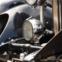 """1931 Bentley 8-Litre Tourer. O musical. O carro com que a Bentley pretendia derrotar a rival Rolls Royce e com o qual colocou os fãs da primeira a """"ouvirem música"""" — o tubo de escape estava revestido em amianto, por sua vez envolto em alumínio, para reduzir a ressonância."""