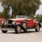 1931 Pierce-Arrow Model B125 Roadster. Note-se que este foi o carro que tornou possível conjugar o conceito desportivo com o emblema Pierce-Arrow. €140.000 - €180.000