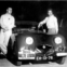 O HRG Aerodynamic numa foto de época