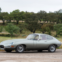 1961 Jaguar E-Type Series I 3.8-Litre Fixed-Head Coupé. O primeiro coupé. Um dos primeiros 100 E-Type Coupé, quase integralmente produzidos à mão na fábrica da Jaguar, em Coventry, Reino Unido, e um dos mais antigos a revelarem um chão direito que, achava-se, beneficiava a aerodinâmica. €140.000 - €160.000