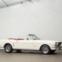 1965 Ford Mustang Convertible. O selvagem. A combinar com a natureza selvagem do animal que ostenta no emblema, um dos poucos modelos da primeira geração que chegaram à Europa.