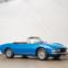 1967 Fiat Dino Spider. O desejado. Um dos descapotáveis italianos mais desejados.