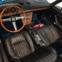 1967 Fiat Dino Spider. O modelo foi criado em meados dos anos de 1960 como parte de um acordo entre a Fiat e a Ferrari para homologar um motor de seis cilindros para Fórmula 2. €60.000 - €80.000