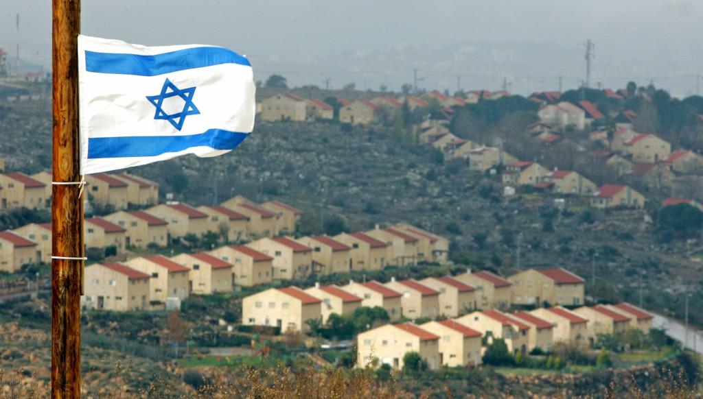 Colonato judeu na Cisjordânia