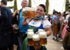 Todos os rios de cerveja vão dar à Oktoberfest