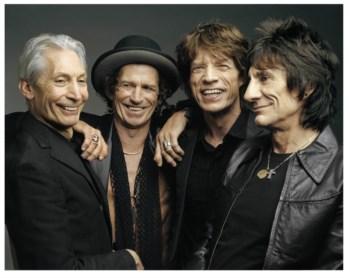 Os Rolling Stones actuaram em Paris antes dos grandes concertos em Londres e Nova Jérsia dos próximos meses.