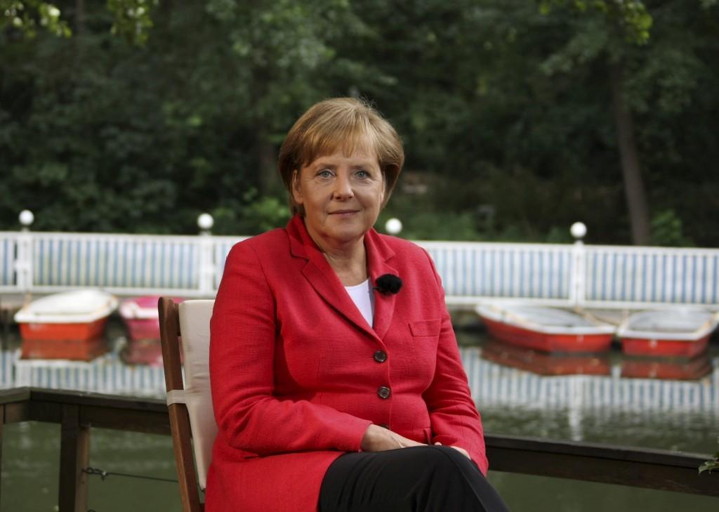Merkel estará em Belém e São Bento