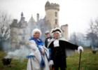 """O castelo de """"conto de fadas"""" que foi comprado por milhares de pessoas para salvá-lo da ruína"""