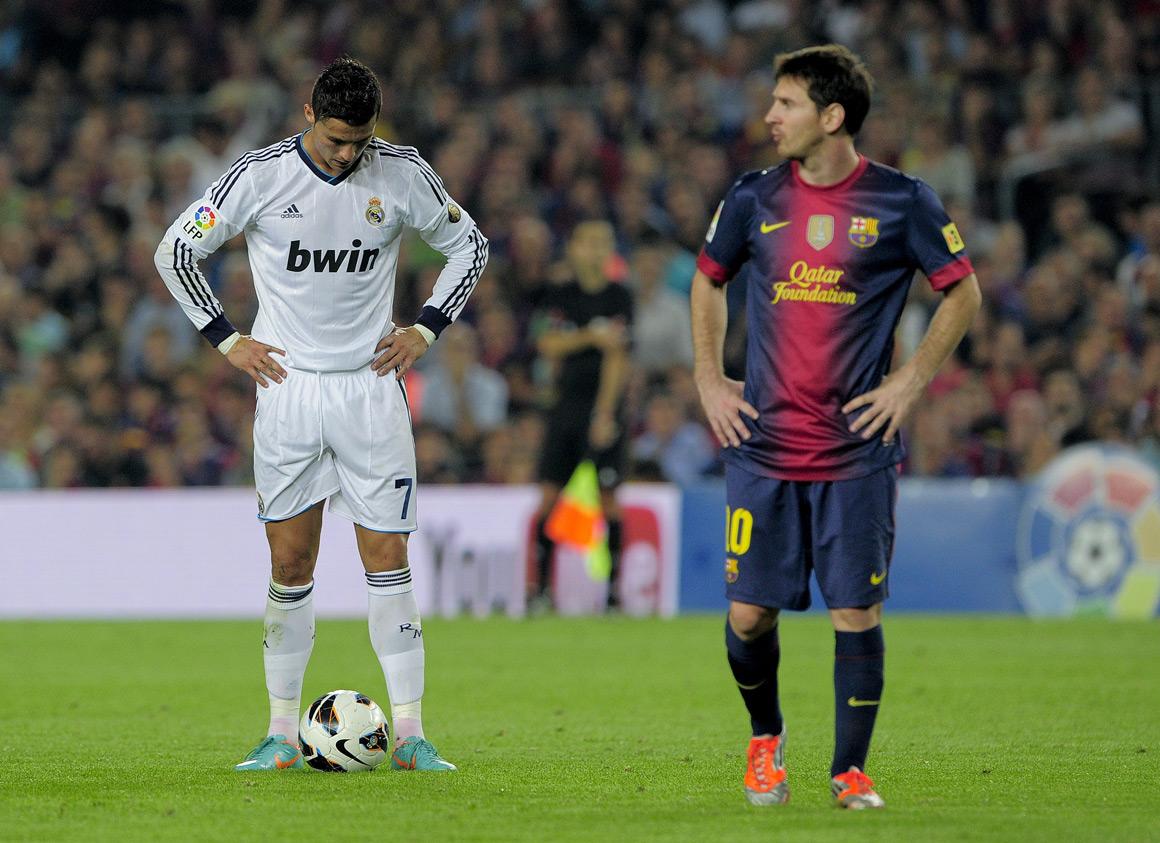 Messi diz que não é como Ronaldo