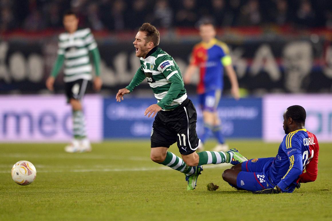 Sporting diz adeus à Liga Europa e sai pela porta dos fundos